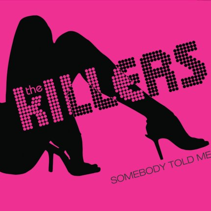 Somebody Told Me - Album Cover